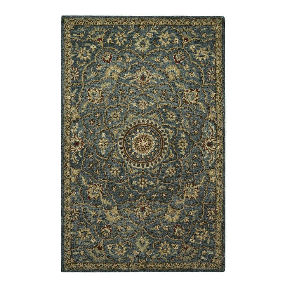 home decorators collection rotunda peacock 8 ft x 11 ft On home decorators chroma rug