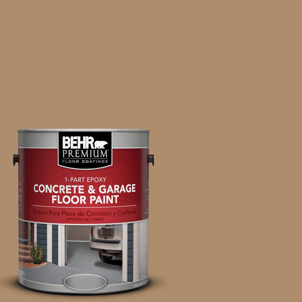 1 gal. #N270-5 River Road 1-Part Epoxy Concrete and Garage Floor Paint