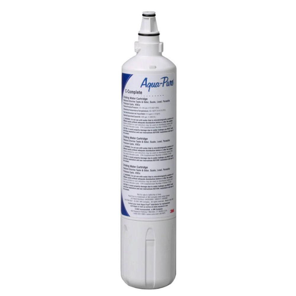 AP Easy Complete Quick Change Water Filter Replacement Cartridge
