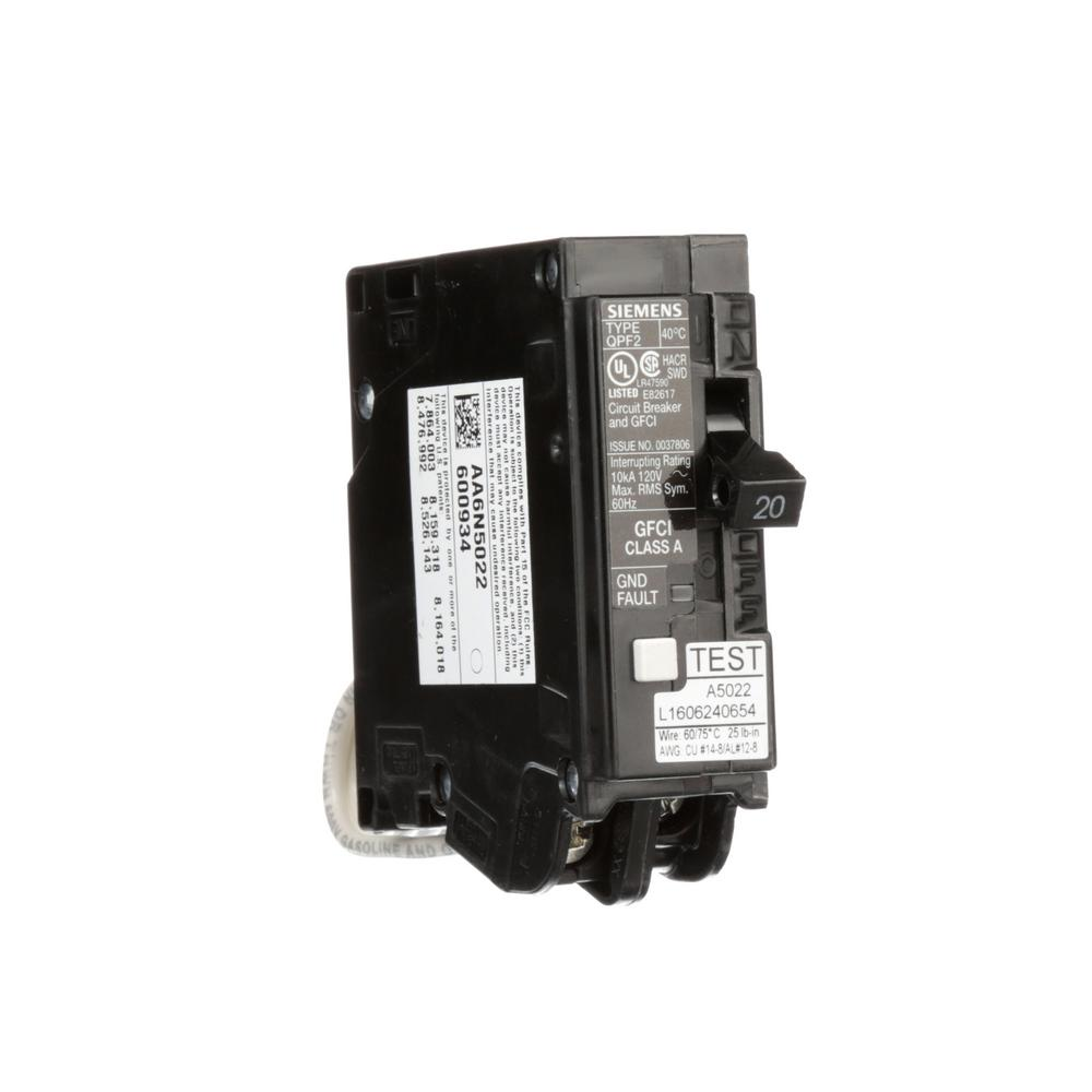 Arc Fault Circuit Interrupter Installed To Protect All 15 And 20 Amp