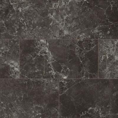 Dragon Glass Limestone 12 in. W x 23.82 in. L Luxury Vinyl Plank Flooring (23.82 sq. ft.)