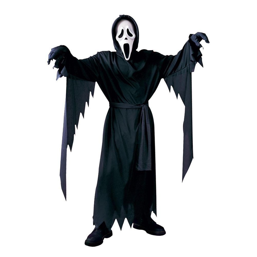 fun world boys ghost face costume