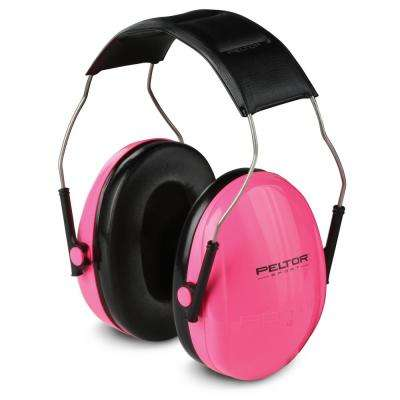 Peltor Sport Small Pink Earmuffs (Case of 6)