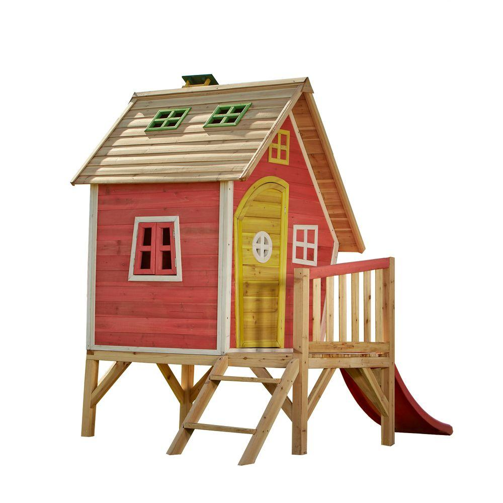 Swing-N-Slide Playsets Hide-N-Slide Playhouse