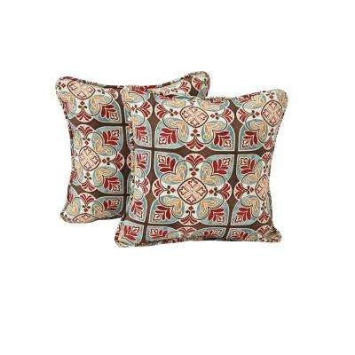 Fenton Outdoor Throw Pillow (2-Pack)