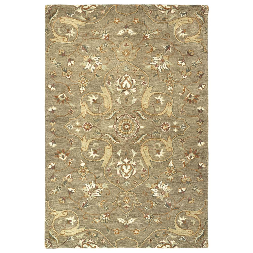 Helena Lt. Brown 4 ft. x 6 ft. Area Rug