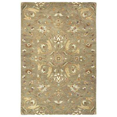 Helena Lt. Brown 8 ft. x 10 ft. Area Rug