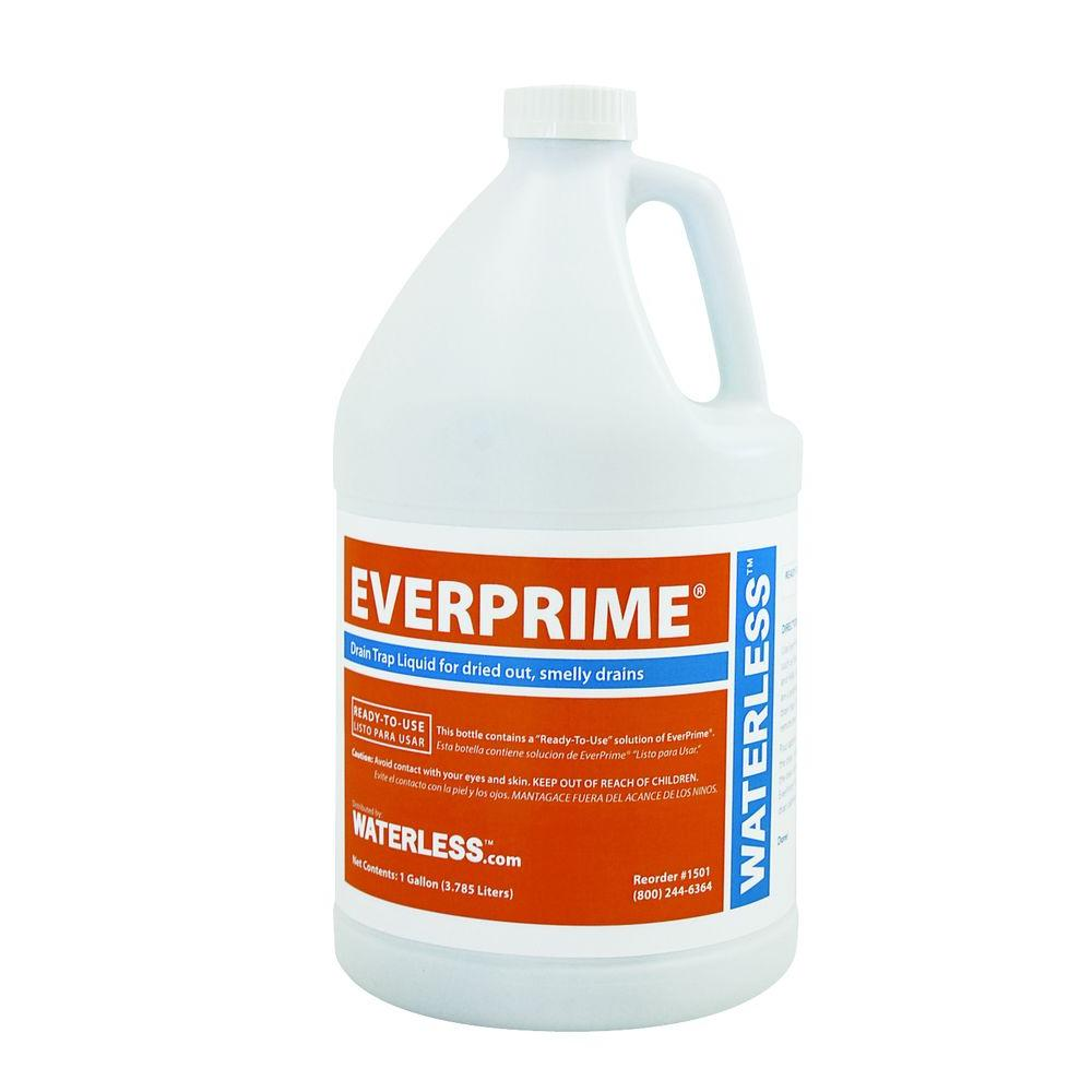 EverPrime 1 gal. Floor Drain Sealing Liquid
