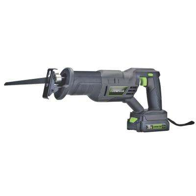 20 Volt Lithium Ion Variable Speed Reciprocating Saw