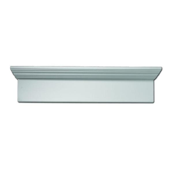 80-1/2 in. x 9 in. Polyurethane Window and Door Crosshead