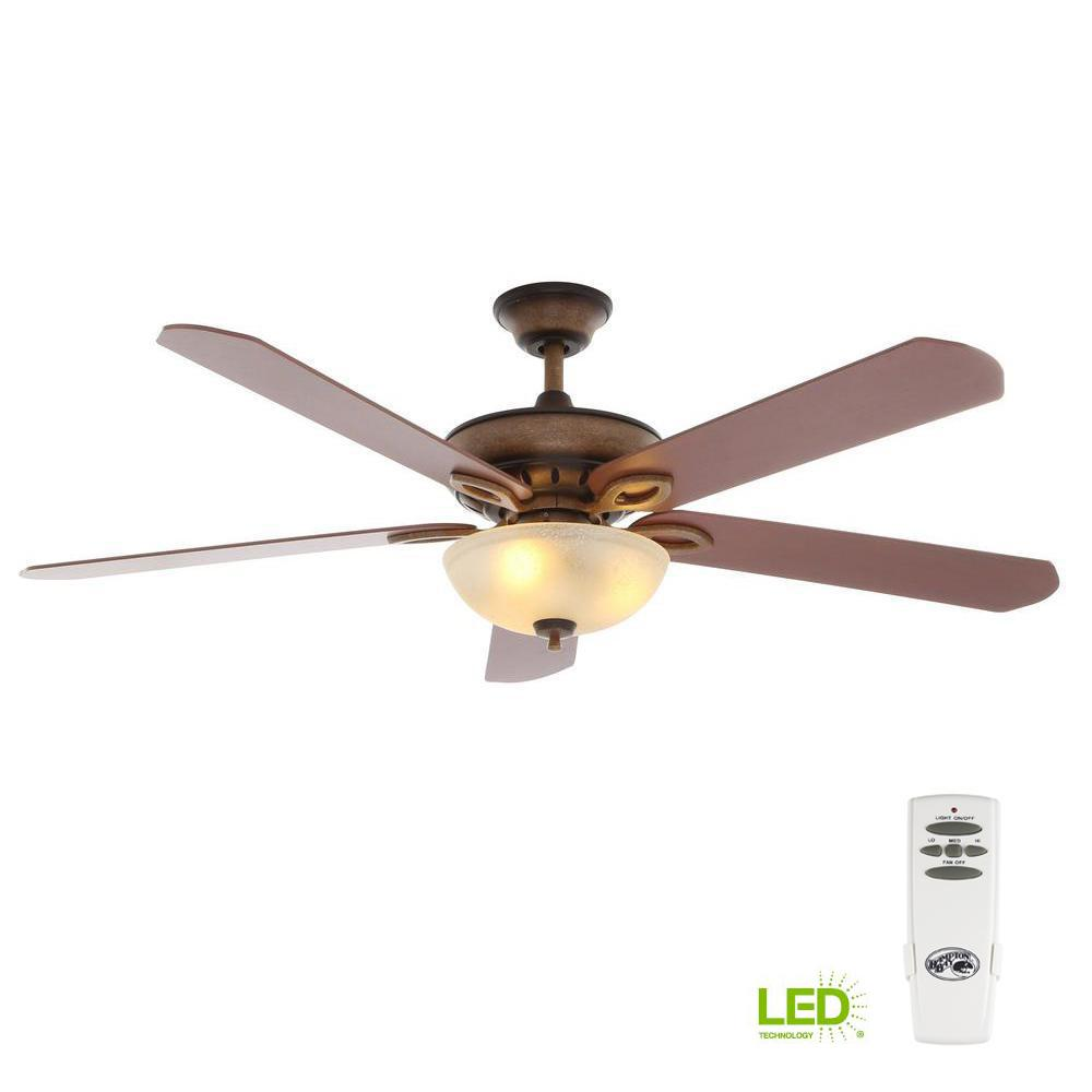 60 Inch Ceiling Fan With Light And Remote Control