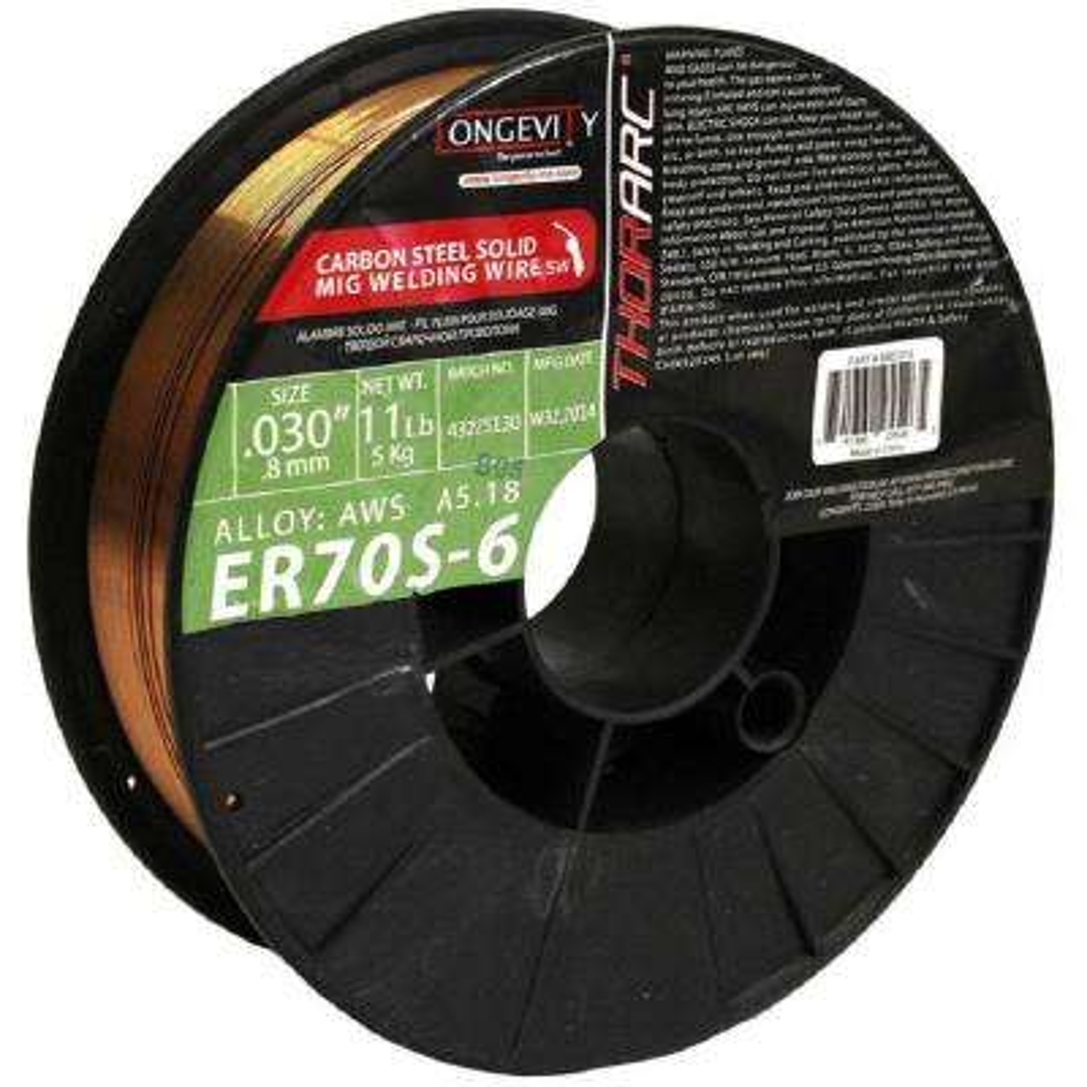 Thorarc ER70S-6 11 lb. 030 in. (0.8 mm)