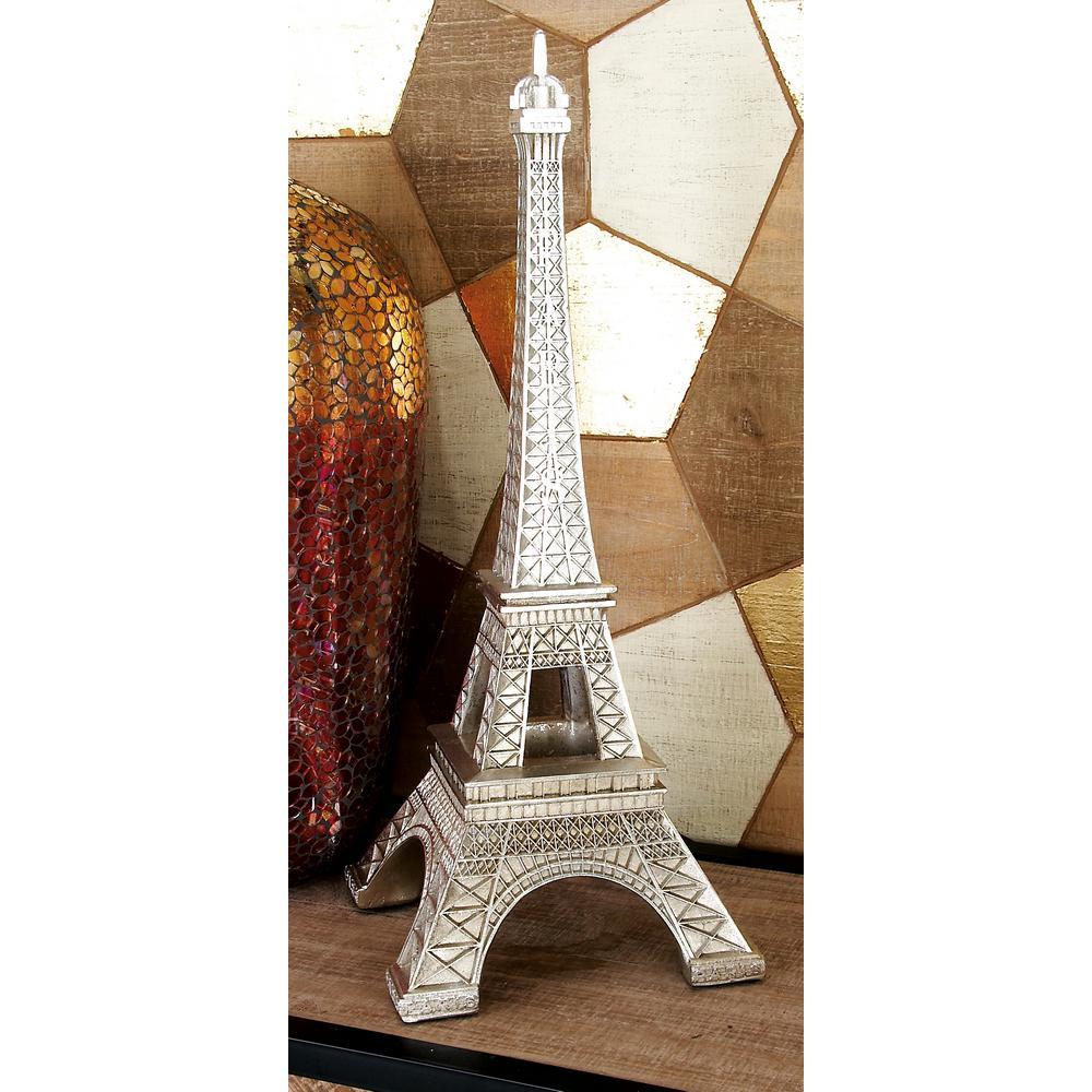 Eiffel Tower  Feet Decor Home Depot