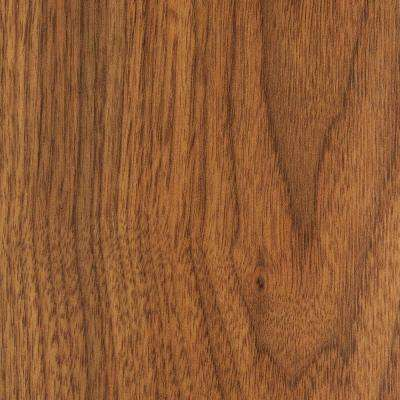 Embossed Hawthorne Walnut 8 mm Thick x 5-5/8 in. Wide x 47-7/8 in. Length Laminate Flooring (18.70 sq. ft. / case)