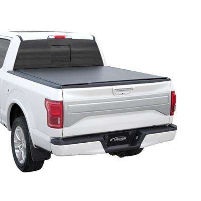 Vanish 17 Titan XD 8ft Bed (Clamps On w/ or w/o Utili-Track) Roll-Up Cover
