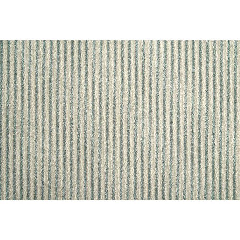 Endless Meridians - Color Seafoam Loop 12 ft. Carpet