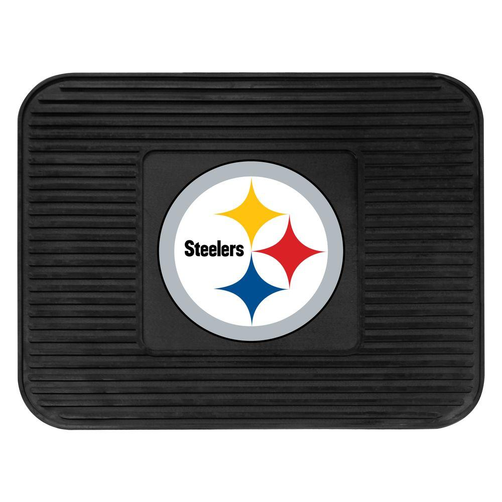 Fanmats Pittsburgh Steelers 14 In X 17 In Utility Mat