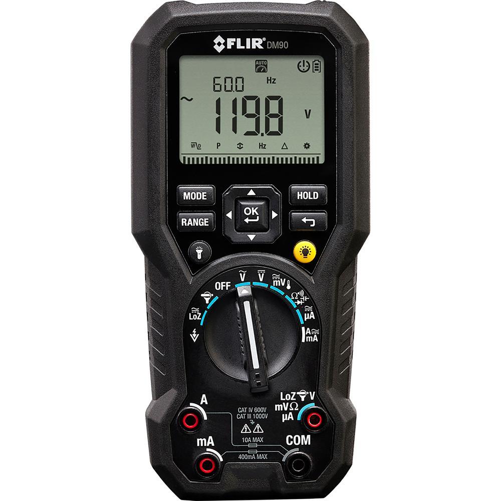FLIR True RMS Industrial Multimeter