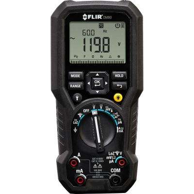 True RMS Industrial Multimeter