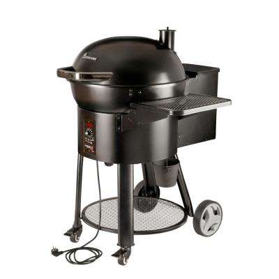 Pellet Kettle Electric Grill