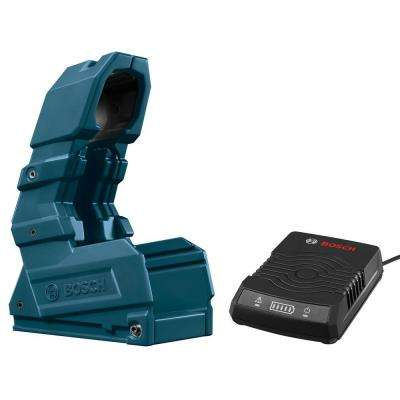 18-Volt Lithium-Ion Wireless Charger and Mobile Holster for 2.0 Ah Battery