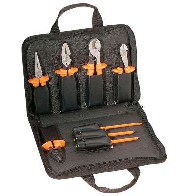 9-Piece Basic Insulated Tool Set