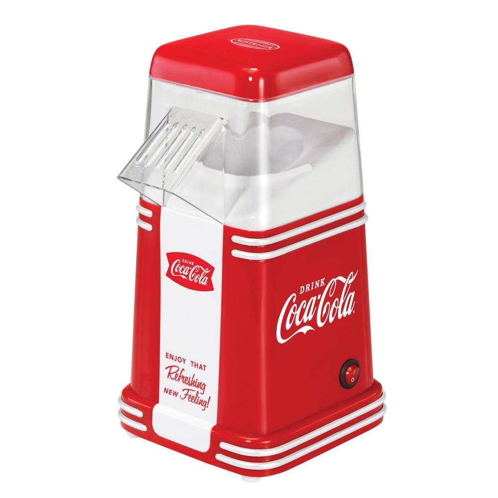Coca-Cola Mini Popcorn Popper