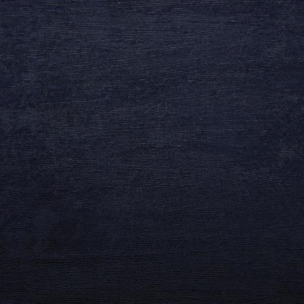 Unbranded - Oxford 52 in. W x 96 in. L Woven Blackout Grommet Top Curtain Panel in Navy (2 Panels)