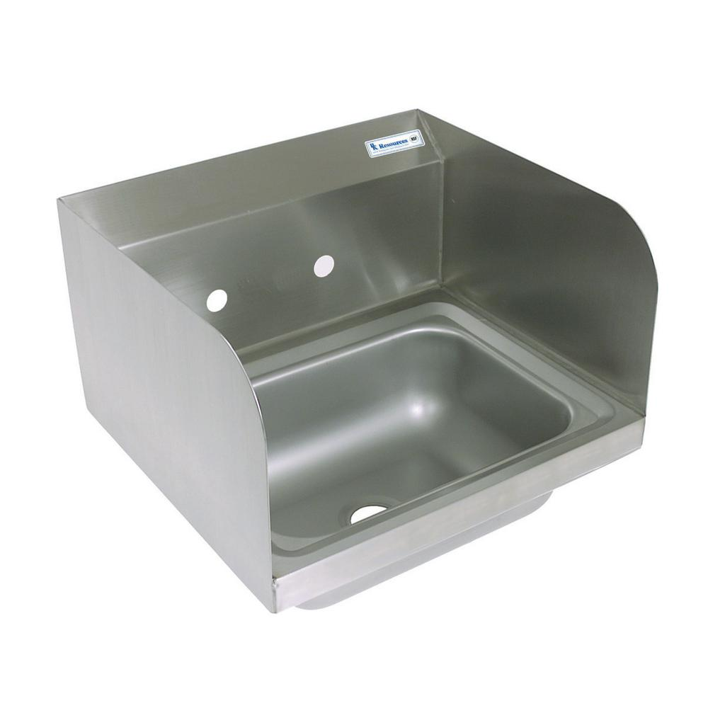 Bk Resources 17 In X 14 5 In X 13 In Stainless Steel