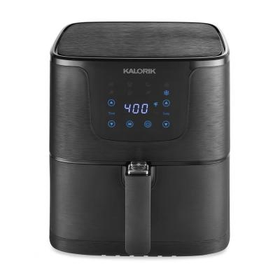 3.5 Qt. Matte Black Digital Air fryer