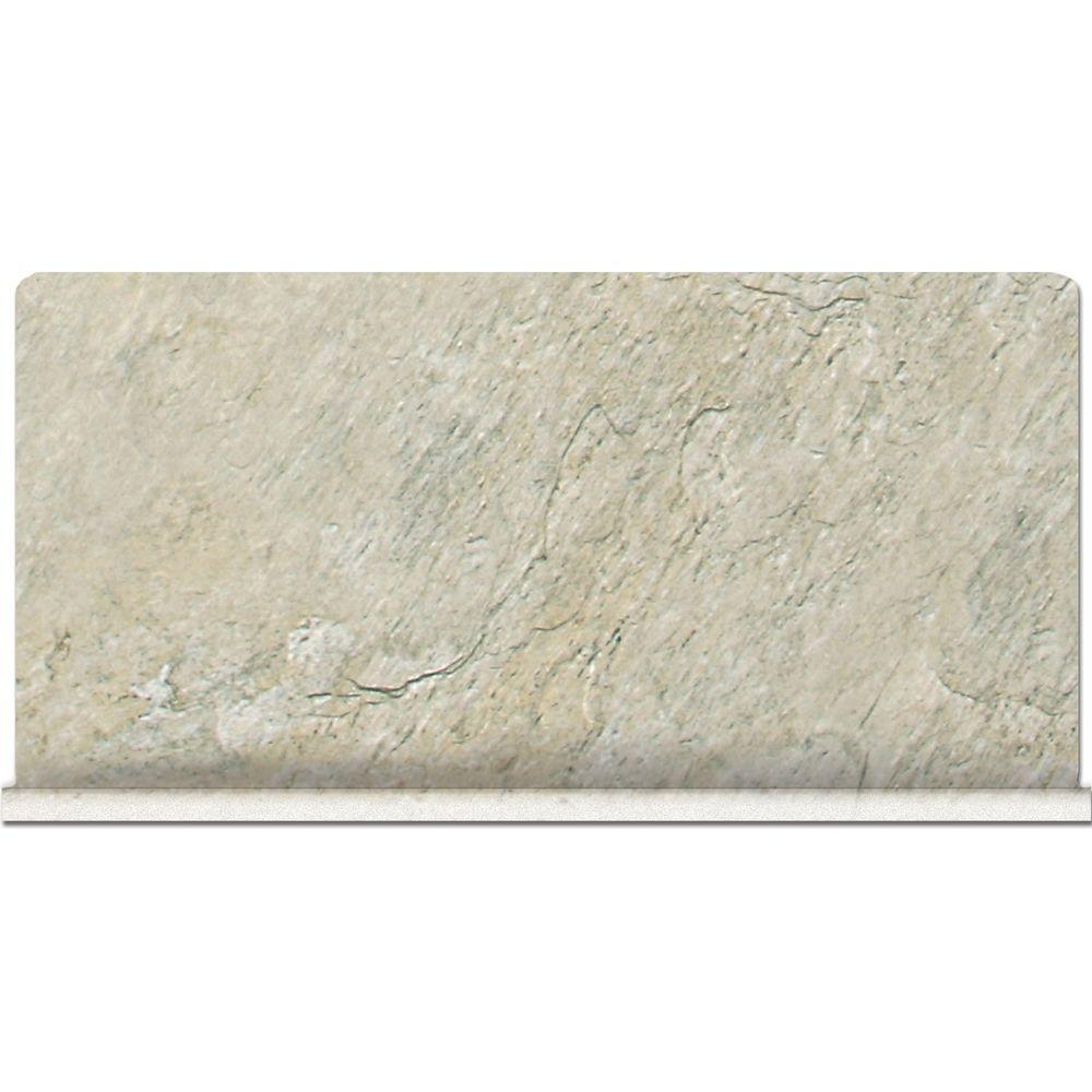 6x12 porcelain tile tile the home depot franciscan slate desert crema 6 in x 12 in glazed porcelain cove base floor dailygadgetfo Gallery
