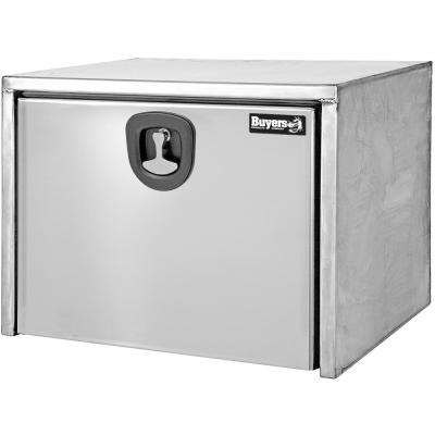 18 in. x 18 in. x 36 in. Steel Underbody Truck Box with Stainless Steel Door