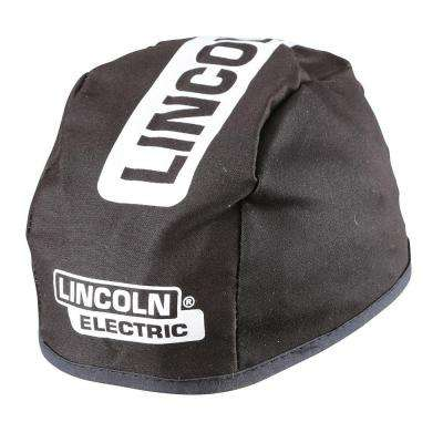 Fire Resistant Large Black Welding Beanie