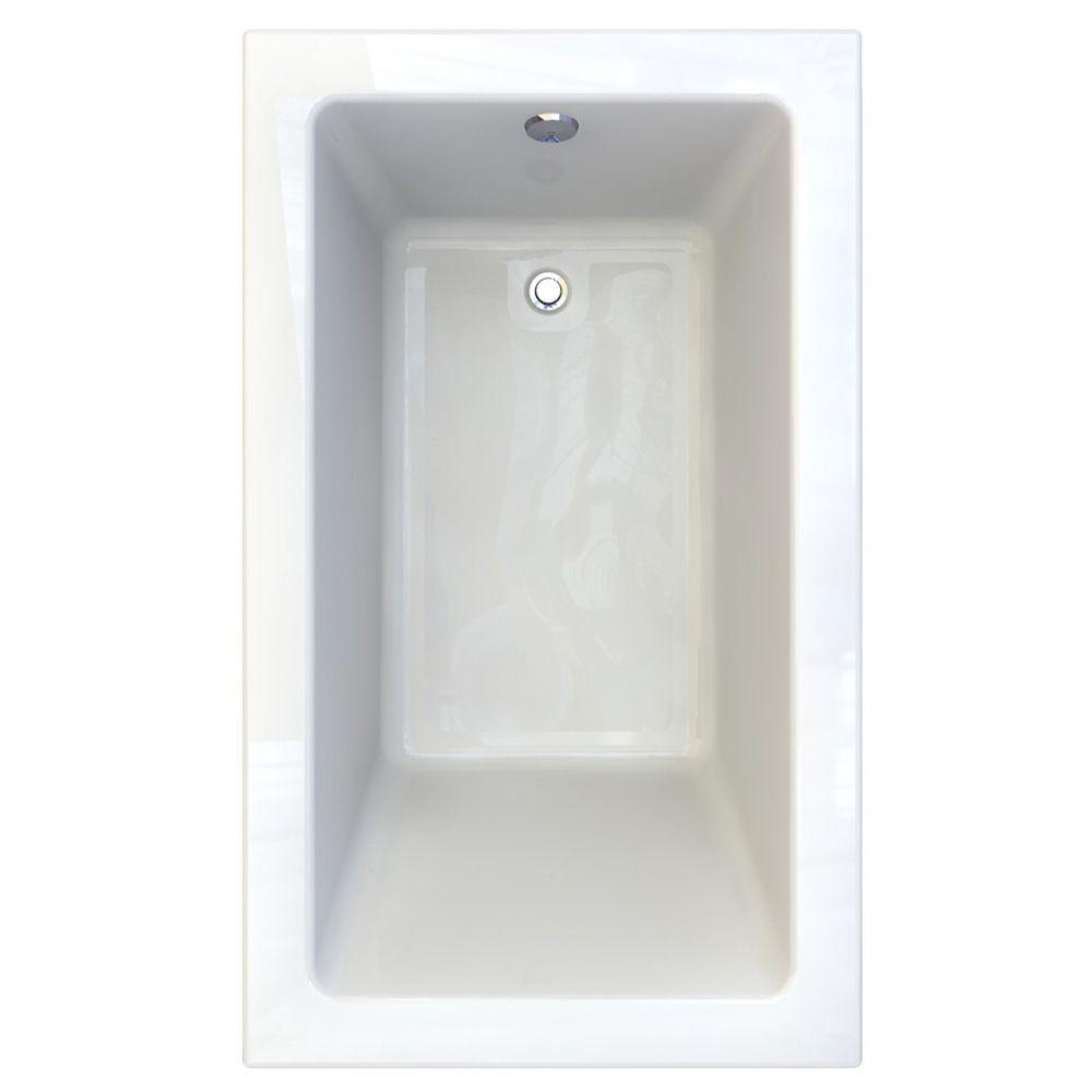 American Standard Studio 5 Ft X 36 In Reversible Drain