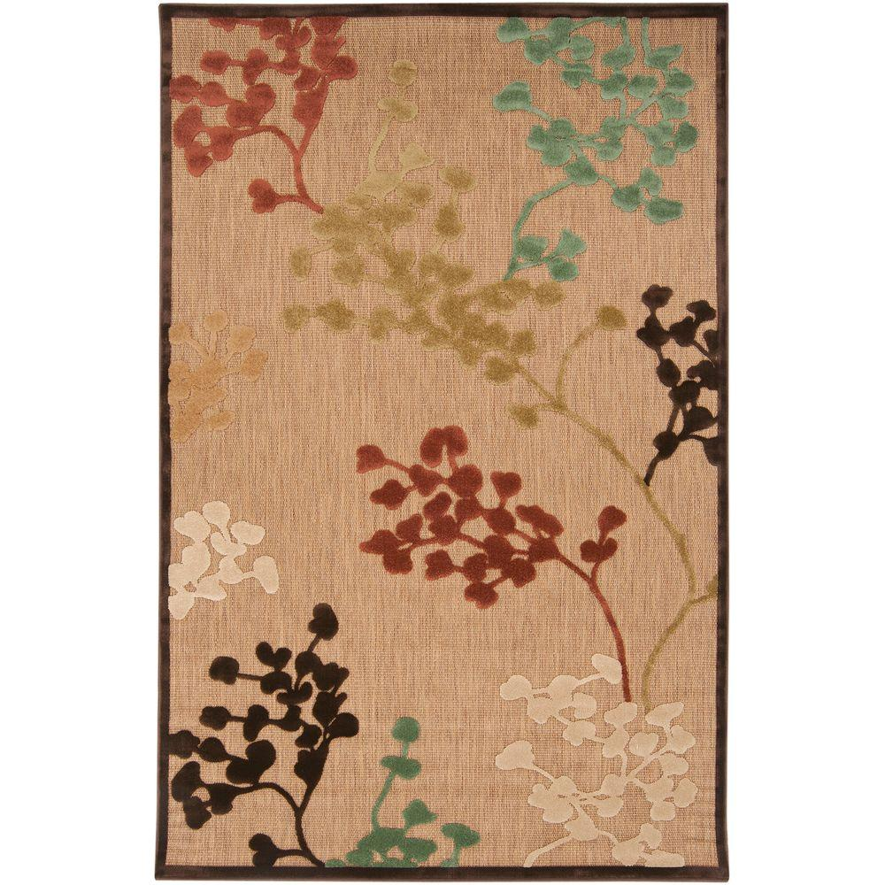 Chloe Rug From Organic By Artistic Weavers: Artistic Weavers Tonala Natural 5 Ft. X 7 Ft. 6 In. Area