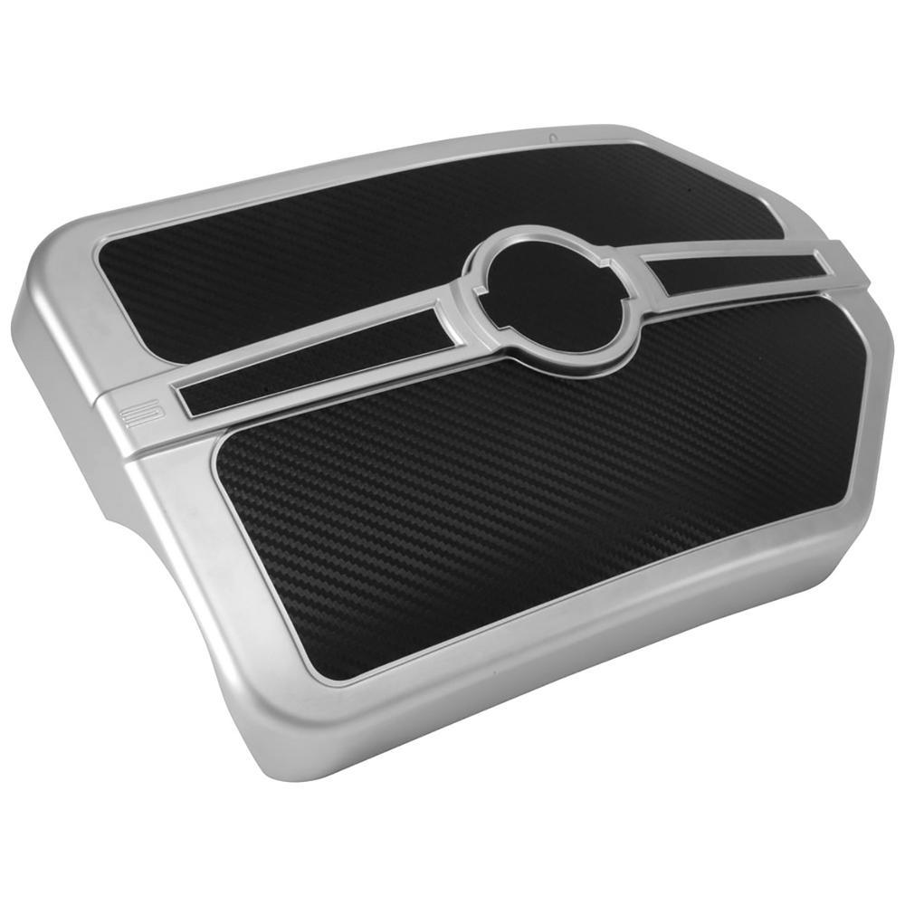 Dodge Air Box Cover - Silver