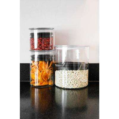 160 fl. oz. Glass Food Storage Canister with Lid