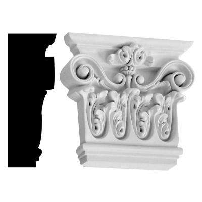 2-3/4 in. x 8-3/8 in. x 7-1/4 in. Primed Polyurethane Renaissance Capital
