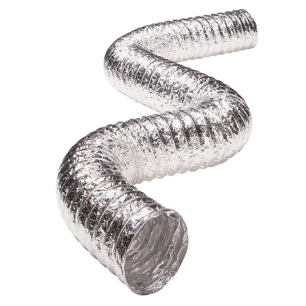 Everbilt 4 In X 8 Ft Flexible Dryer Vent Duct F0408b40hd The