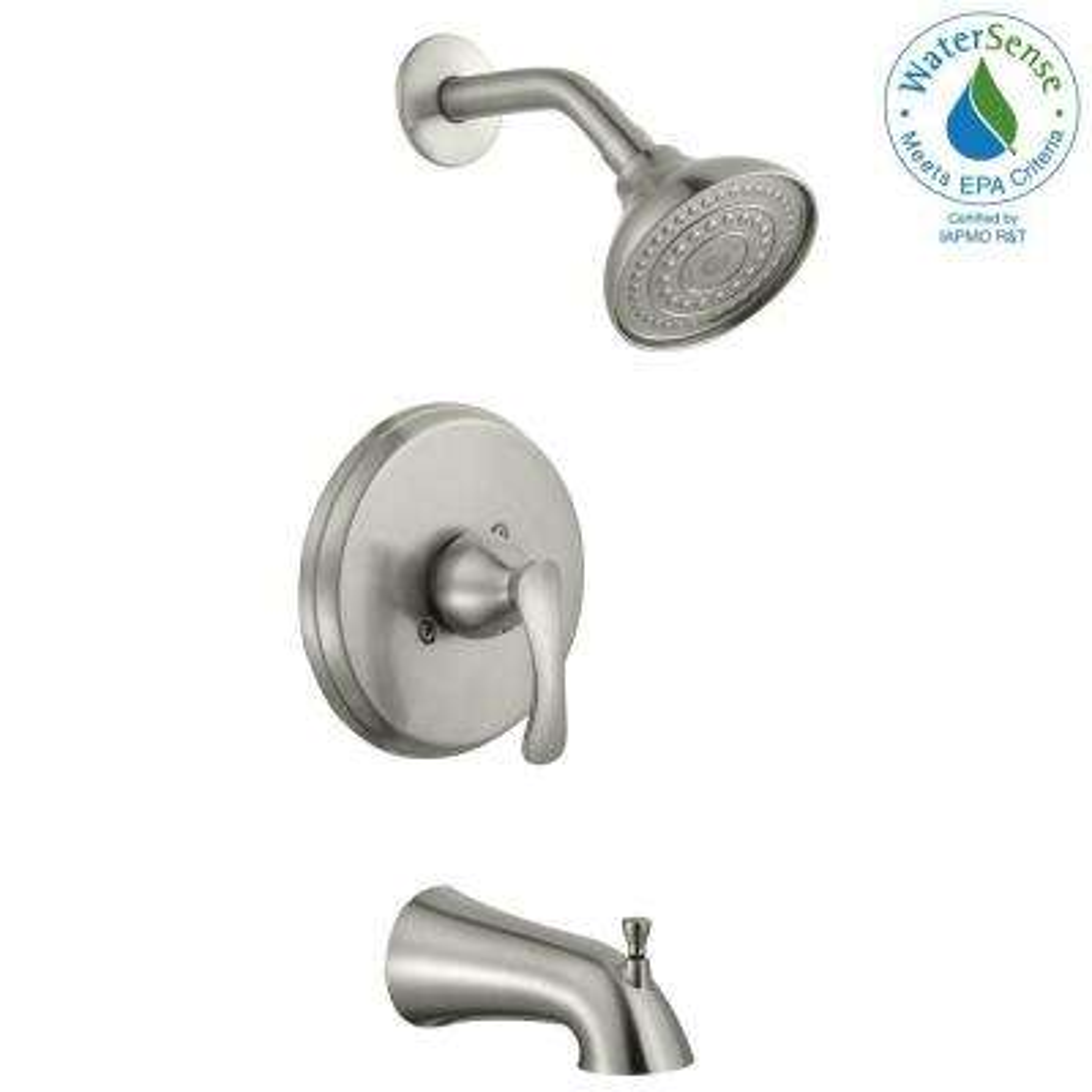 Glacier Bay - Bathtub & Shower Faucet Combos - Bathtub Faucets - The ...