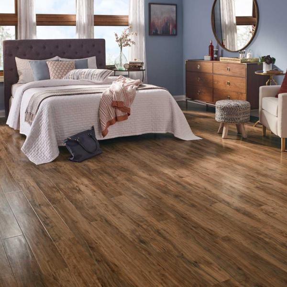 Pergo Outlast 5 23 In W Applewood, Home Depot Waterproof Laminate Flooring
