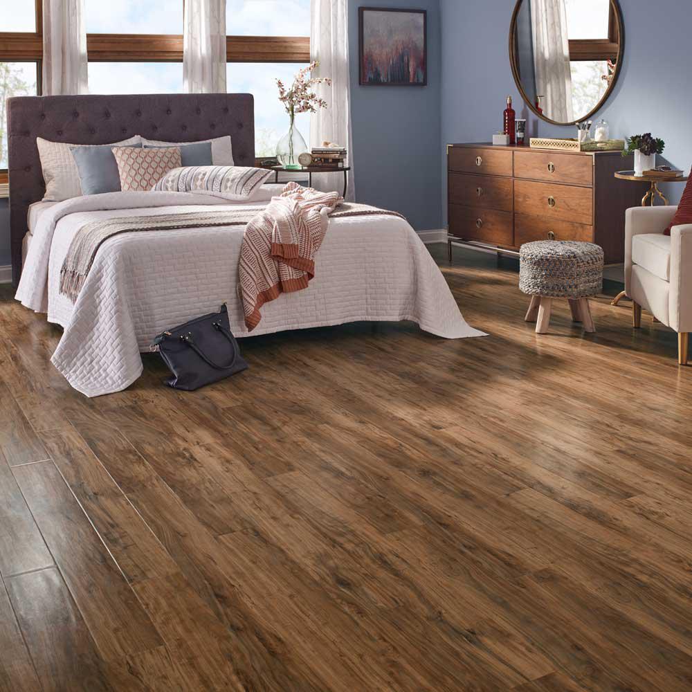 Outlast+ Waterproof Applewood 10 mm T x 5.23 in. W x 47.24 in. L Laminate Flooring (480.9 sq. ft. / pallet)