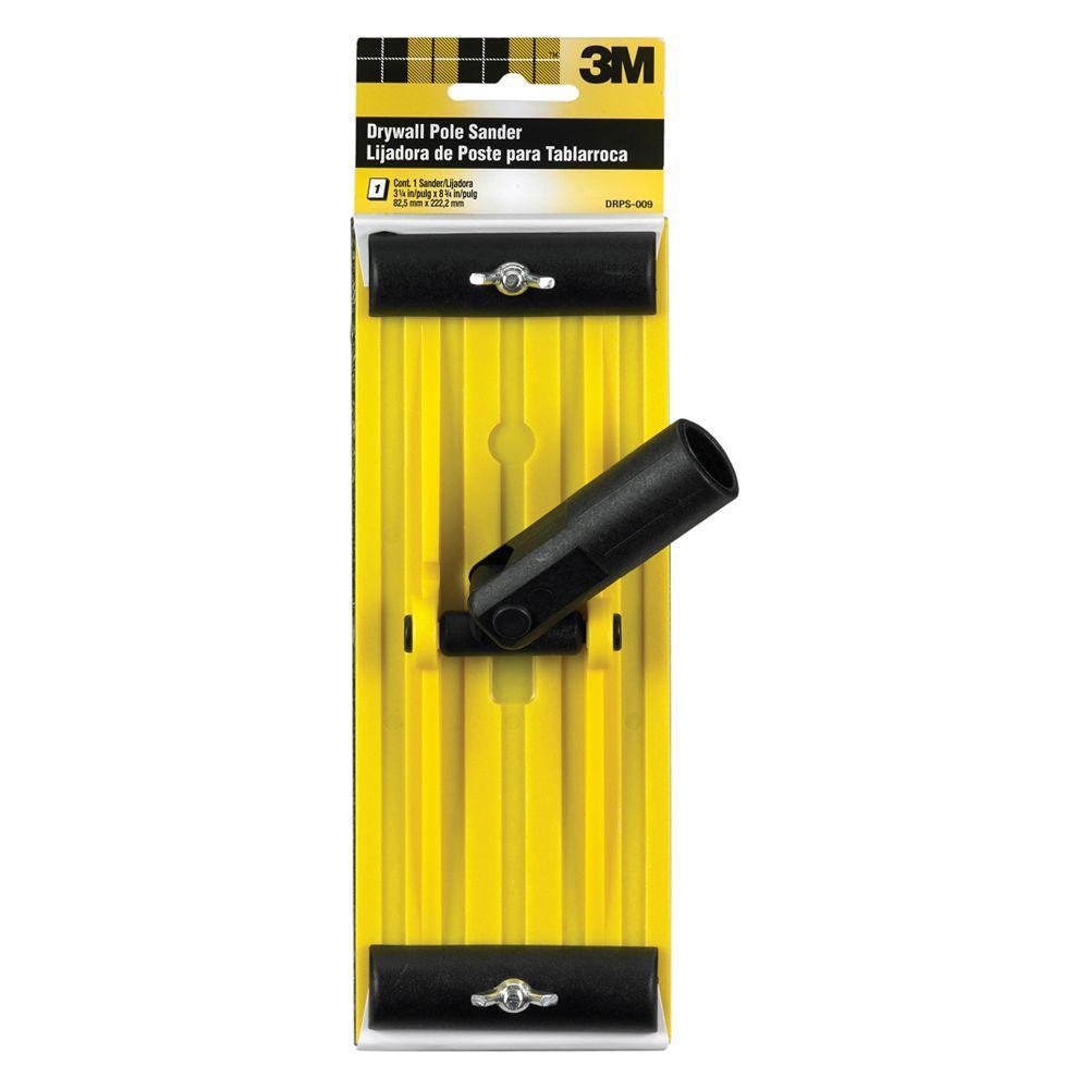 3-1/4 in. x 8-3/4 in. Drywall Pole Sander