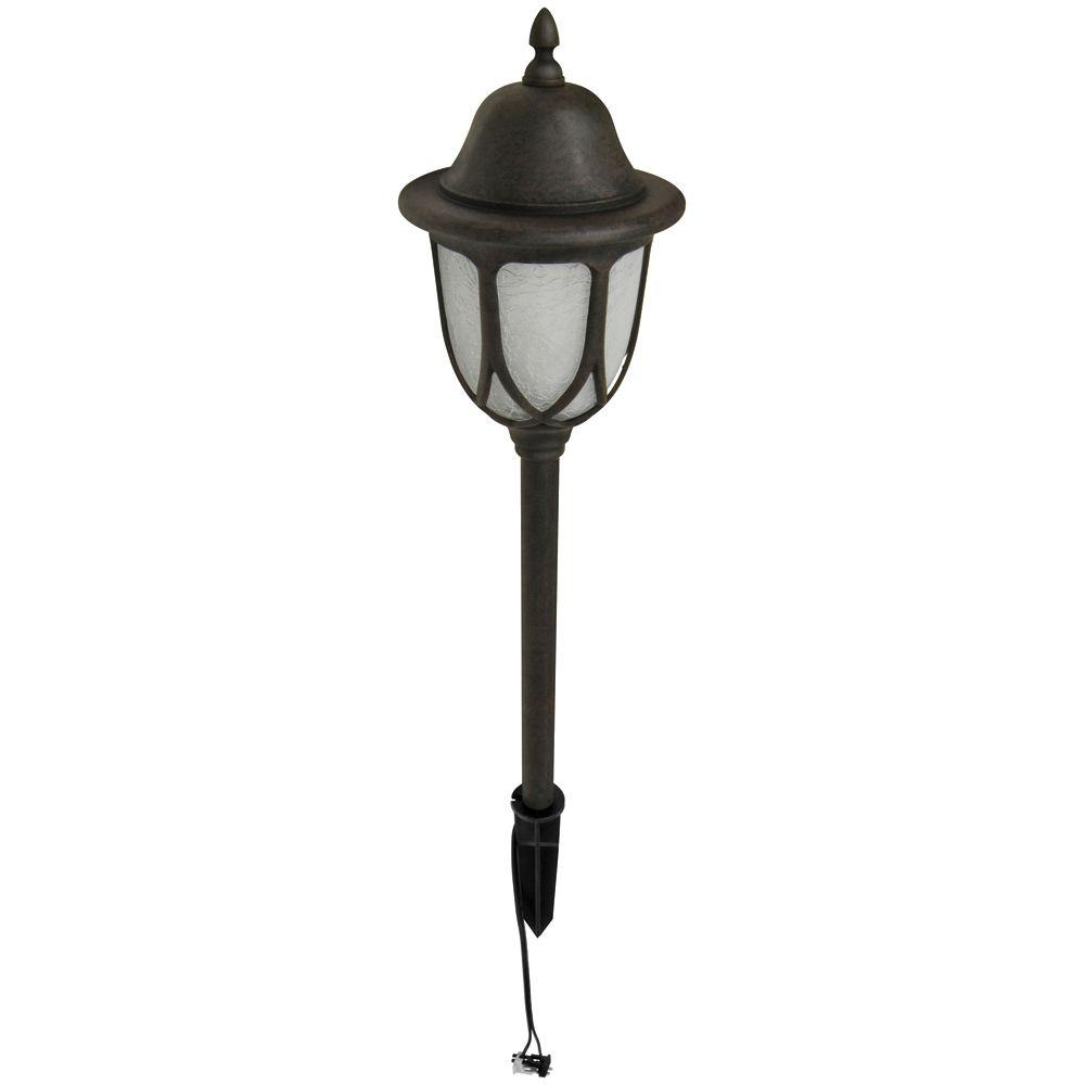 Malibu Low Voltage Wrapped Globe Light -DISCONTINUED