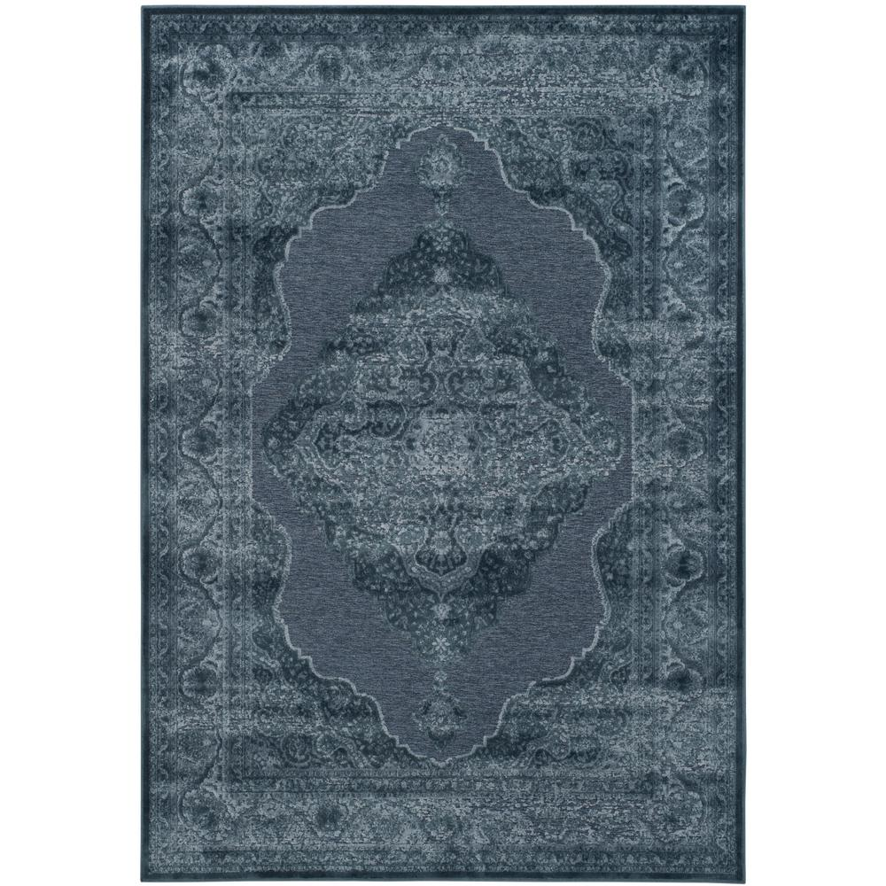 Paradise Blue 5 ft. 3 in. x 7 ft. 6 in.