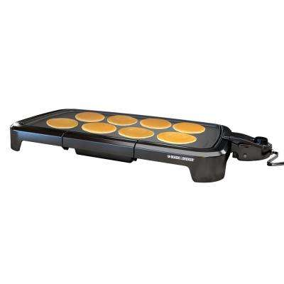 Family Size Griddle in Black