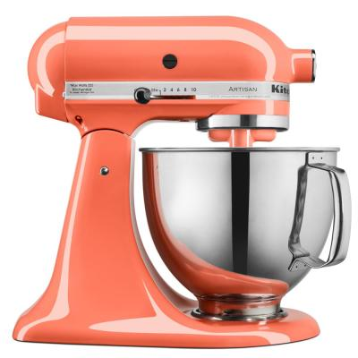 Pink - KitchenAid - Mixers - Small Kitchen Appliances - The ...