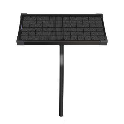 10-Watt Monocrystalline Solar Panel Charger for Gate Opener