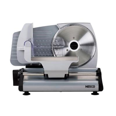 Everyday 180 W Silver Electric Food Slicer