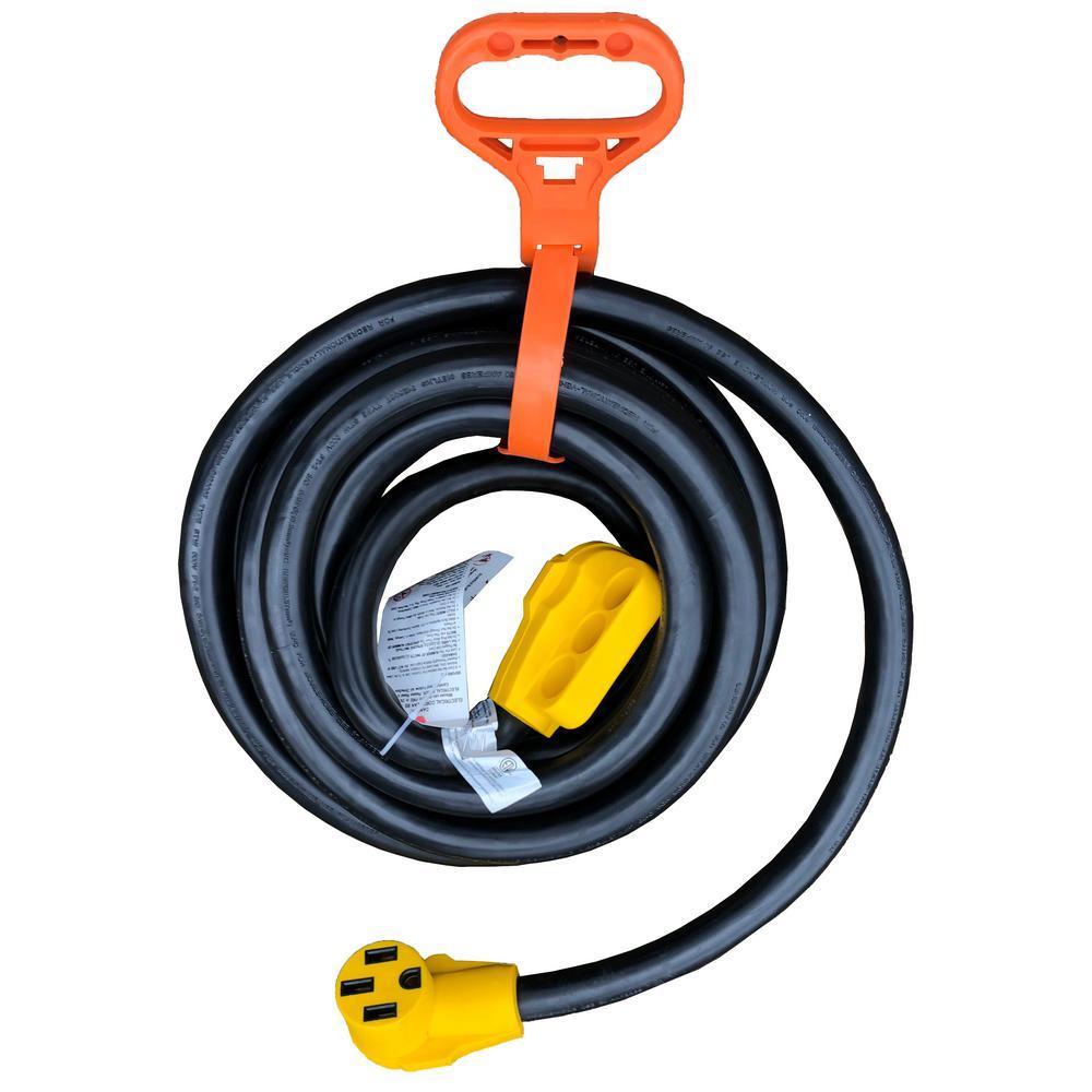 25 ft. 125 Volt 50 Amp Extension Cord
